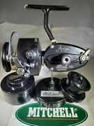 Mitchell Otomatic 330 Arca Reel Very Rare And Restored