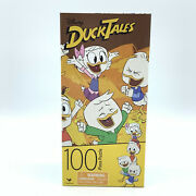 New Disney Ducktales 100 Piece Puzzle 15x11 Inches Scrooge Mcduck Donald Duck