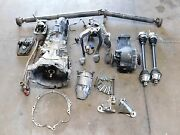 2004-2008 Audi S4 Tip To 6 Speed Swap Complete Kit Price Is Shipped