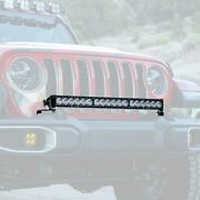 For Jeep Gladiator 20 Light Bar Kit Bumper Mounted Onx6+ 30 281w/225w