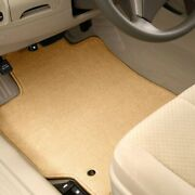 For Chevy Uplander 05-09 Carpeted 1st And 2nd Row Palomino Floor Mats