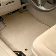 For Chrysler 300m 99-04 Carpeted 1st And 2nd Row Beige Floor Mats