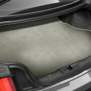 For Bmw X1 13-15 Carpeted Dove Gray Cargo Mat Bench Down