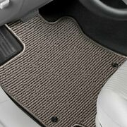 For Oldsmobile Alero 99-04 Floor Mats Berber Auto Mat 1st And 2nd Row Light Gray