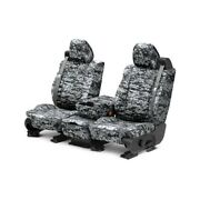 For Ram 3500 11-19 Caltrend Camouflage 1st Row Digital Urban Custom Seat Covers