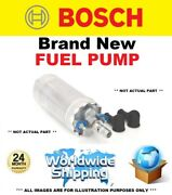 Bosch Fuel Pump For Holden Commodore Pickup 5.0 V8 1988-1991
