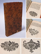 Old Swiss Book 1778 - Inquisition - Magic - Hexes – Marriage. In French. Xviii C