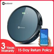Neatsvor X500 Robot Vacuum Cleaner 3000pa Poweful Suction 3in1 Pet Hair Home