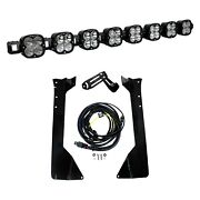 For Jeep Wrangler 07-17 Light Bar Kit Roof Mounted Xl Linkable Series 51.52