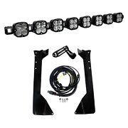 For Jeep Wrangler 07-16 Light Bar Kit Roof Mounted Xl Linkable Series 51.52