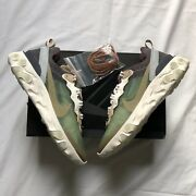 Nike X Undercover React Element 87 Green Mist Ds Brand New 8.5