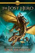 1st Us Ed The Lost Hero By Rick Riordan English Hardcover Heroes Of Olympus