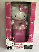 Newhello Kitty Kt5235 Pink Hot Air Popcorn Maker - Kitchen And Dining 'kt5235