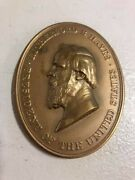 Rutherford B Hayes Indian Peace Medal Original Strike See Description