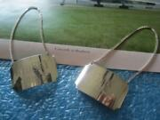 British Airways Concorde Airplane Sterling Silver Decanter Tags Gin And Whiskey