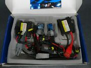 Hid Xenon H7 600k High Intensity Discharge Lamp Light Kit 120487 New In The Box