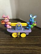 Bunny See Saw Wind Up Toy