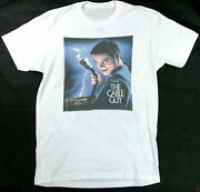 Vtg The Cable Guy 1996 Movie Poster T Shirt 90s Jim Carrey Broderick