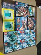 Lego Promo Sets -all New And Sealed -lot Of 40 - Amalia Earhart/vintage Car/more