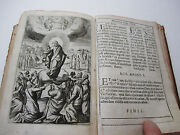 X Rare Book - Jesus Christ Tons Of Engraved Prints - 1607 By Ricci - X Rare