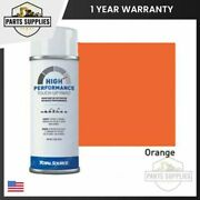 Orange Paint Spray High Performance For Genie Lift Forklift Boom And Scissor Lift