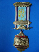 South Africa African Masonic Medal Progress 6680 Further Services 1978 Named