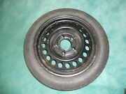 1992 Cadillac Seville Compact Space Saver Spare Rim And Tire Wheel 15x4 Spare
