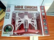 Mini Orion Live Feed Lcd Screen Drone Picture Video Camera Quad Copter 2.4 Ghz