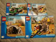 Lego City The Mine 4204 Instructions Only
