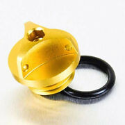 Pro Bolt Gold Oil Filler Cap M20 Ducati Scrambler 803 Abs Urban Enduro 2015-2016