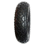 5a Tokyo 905 120/90-10 Scooter Tubeless Tire, 66j, Front Motocycle/moped 10 Rim