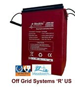Solar Battery Lead Carbon 24v Agm Solar Kits To 20 Kwh 3000 Cycles