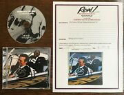 Eric Clapton And B.b. King Signed Riding With The King Cd Roger Epperson /real Coa