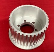 Weiand 7202-34wnd Weiand 6-71 Vintage Supercharger Drive Pulley - 34-tooth