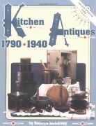 Kitchen Antiques 1750-1940 By Mcnerney Kathryn Paperback Book The Fast Free