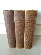 1921 Colliers New Encyclopedia Volumes 8, 9, 10.