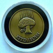 Scarce Cia Training In Clandestine Services Kitd/fohs Camp Peary Challenge Coin