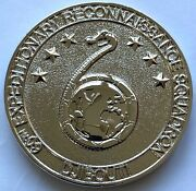 Cia Usaf Drone East Africa Air Pirates 60th Expeditionary Recon. Squadron Coin