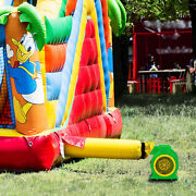 B-air Kodiak 1 Hp Etl Bounce House Blower For 15and039x15and039 Inflatable Bounce Houses