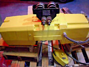 Duff-norton Coffing 2-ton Wire Rope Electric Hoist 230/460 460 Vac 3 Phase