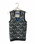 Vintage Bobbie Brooks Sweater Vest Womens Size 34 Deadstock Nwt 60s Made In Usa