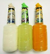 3 X Variety Pack Finest Call Premium Bar / Sugar Syrup Drink Mix