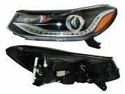 Headlight Lamp Led Driver Side Lh W/projector Chev Trax 2017 2018 2019