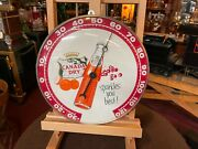 1961 Canada Dry 12 Thermometer Sign Watch Video