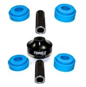 Torque Solution Solid Diff Bushing Inserts For Mitsubishi Evol X Mr And Gsr 08+