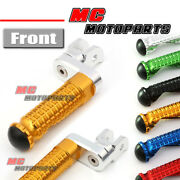 360 Adjustable Riser Front Foot Pegs For Ducati 1098 S/r/evo 07 08 09