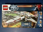 Lego Star Wars 9493 X-wing Starfighter New In Box Sealed Retire