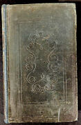 1845 Antique 19th Century Book The Yorkshire Fancy Ana English Boxing 1719-1844