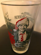 Collectible National Lampoon Christmas Vacation Glass