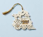 Lenox Christmas A Year To Remember Train Ornament New Dated 2021 892565